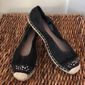 Simply Vera Vera Wang black Honey crisp shoe